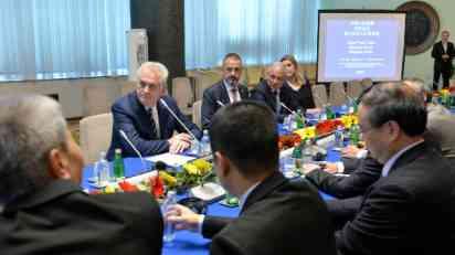 Nikolić: Ekonomski i politički odnosi Srbije i Kine veoma dobri