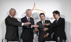 Nisan, Reno i Micubiši osnovali novi upravni odbor francusko-japanskog automobilskog saveza