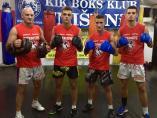 Niški kik-bokseri idu po balkansko zlato