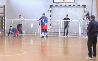 "Niški klub ""Nais"" na Prvenstvu Srbije u golbalu"