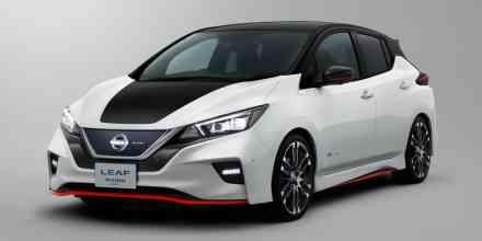 Nissan Leaf Nismo predstavljen u Japanu