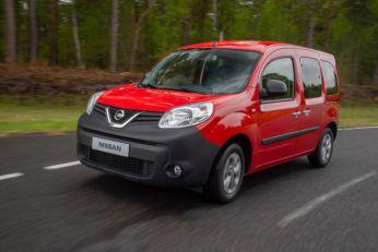 Nissan NV250 je prerušeni Renault Kangoo FOTO