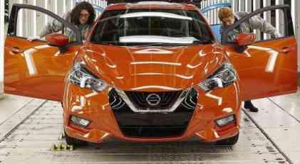 Nissan napravio 150 miliona automobila