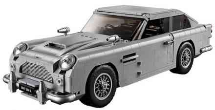 No comment: Lego James Bond Aston Martin DB5