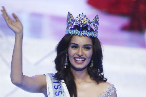 Nova Mis: Indijka proglašena najlepšom ženom sveta