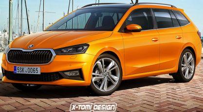 Nova Škoda Fabia Combi stiže 2023. godine
