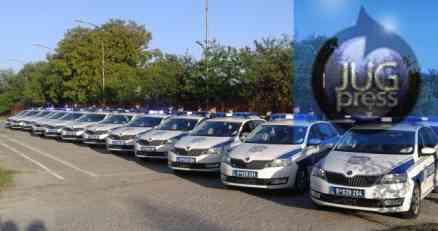 Nova vozila policiji