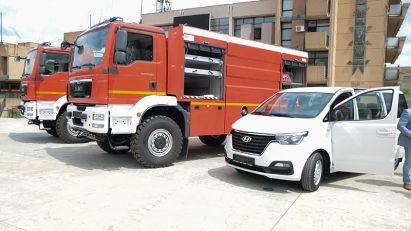 Nova vozila za borske vatrogasce iz IPA programa EU