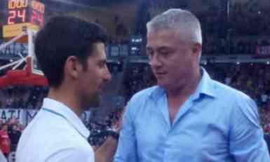 Novak: Duda je profesor i kao otac svim sportistima