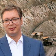 Nove državne investicije: Zahvaljujući Vučiću i Vladi Srbije u Boru se otvara rudnik Cerovo 2