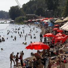 Nove mere za Adu Ciganliju: Strogi propisi važe na beogradskom moru za sve kupače!