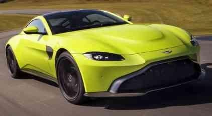 Novi Aston Martin Vantage i zvanično