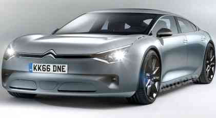 Novi Citroen sedan stiže 2019. ili 2020. godine