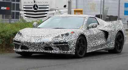 Novi Corvette C8 sa centralno postavljenim motorom
