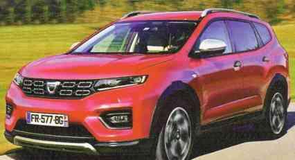 Novi Dacia Lodgy u formi SUV-a