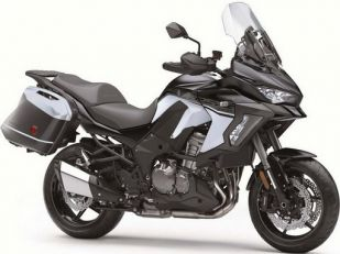 Novi Kawasaki Versys 1000 SE LT+