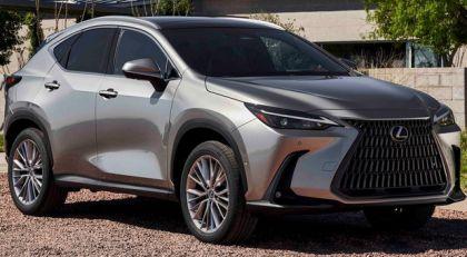 Novi Lexus NX i zvanično
