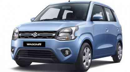 Novi Maruti Suzuki Wagon R