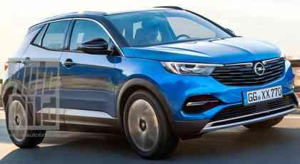 Novi Opel Mokka X za 2019.