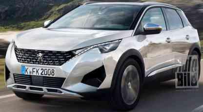 Novi Peugeot 2008 za 2019. godinu