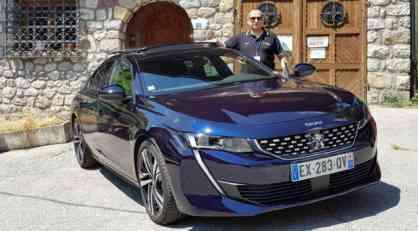 Novi Peugeot 508 na probi Novosti