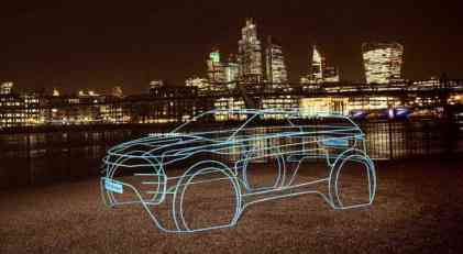 Novi Range Rover Evoque najavljen za 22. novembar