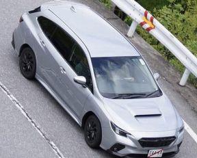 Novi Subaru Levorg na novim slikama