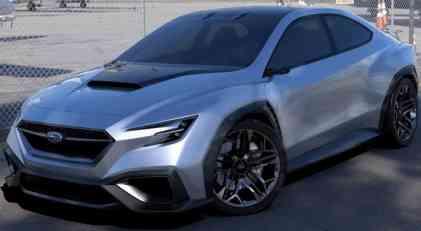 Novi Subaru WRX STI sa hibridnim pogonom