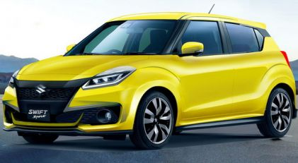 Novi Suzuki Swift Sport za 2023. godinu