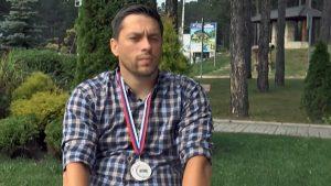 Novi uspeh paraatletičara Aleksandra Radišića