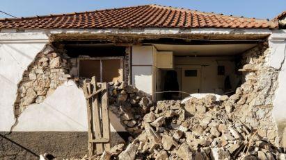 Novi zemljotres  u Grčkoj