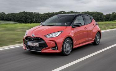 Novinari izabrali: Auto godine je Toyota Yaris