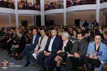 Novogodišnji koncert kragujevačkog Simfonijskog orkestra