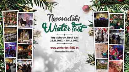 """Novosadski winter fest"" ponovo na Trgu slobode"