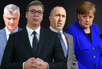 OTKRIVAMO! OVO JE ANGELIN PLAN ZA KOSOVO: Formirajte ZSO, dajte Srbima specijalni status!
