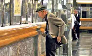 OTPOR: Penzioneri se ne odriču poštara
