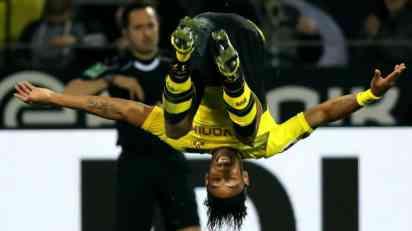 Obamejang het-trikom vratio Dortmund na čelo Bundeslige