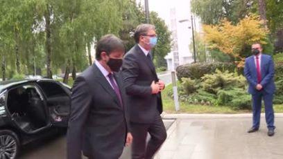 Obeležen Dan BIA, Vučić i Gašić položili vence za poginule pripadnike