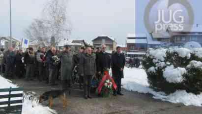 Obeležena 19. godišnjica NATO bombardovanja u Vlasotincu