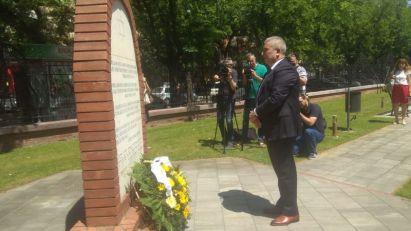 Obeležena 75. godišnjica deportacije Jevreja iz Subotice
