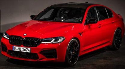 Obnovljeni BMW M5 i zvanično