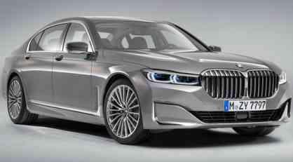 Obnovljeni BMW Serije 7