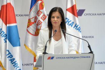Obradović: SNS već u nedelju o izbornoj platformi