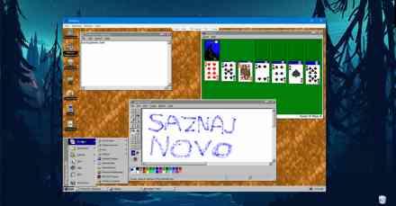 Od sada možete instalirati Windows 95 kao aplikaciju na Windows, Linux i MacOS