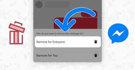 Od sada možete opozvati poslatu poruku preko Messenger-a!