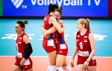 Odbojkašice Srbije pobedile i Italiju, sa prvog mesta idu u polufinale