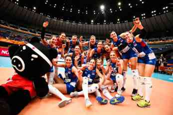 Odbojkašice protiv Italije za svetsko zlato