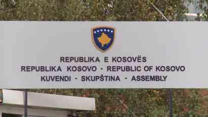 Odložena sednica Skupštine Kosova o demarkaciji