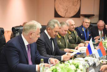 Odnosi između ministarstava odbrane Srbije i Rusije na najvišem istorijskom nivou
