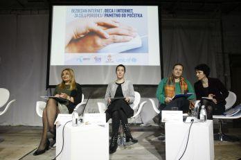 """Održana konferencija """"Deca i internet – pametno od početka"""""""